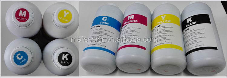 High Quality Dye Sublimation Inks for Epson/Roland/Mimaki for Direct Printing on Canvas and Fabric