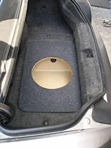 "Zenclosures 2000-2009 Honda S2000 1-12"" Subwoofer Box"