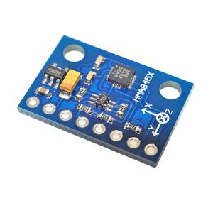 MMA8452 3 Axis Accelerator Accelerometer Sensor Shield GY-45 Accelerometer  price
