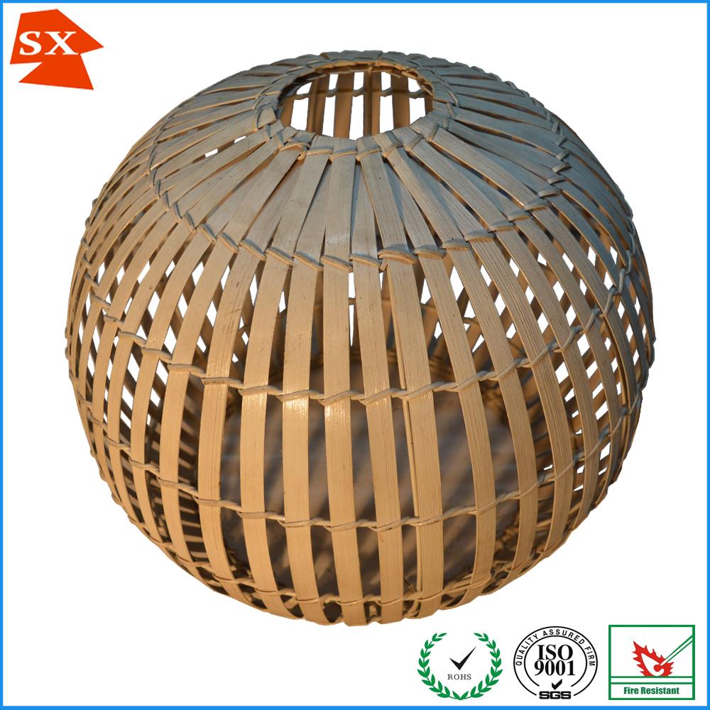turc campagne bambou cage suspendus abat jour buy. Black Bedroom Furniture Sets. Home Design Ideas