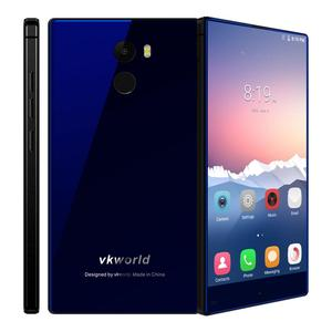 32GB 4G Mobile Phone Price List 5.5 inch Vkworld Mix Plus MTK6737 Bezel-less Fingerprint Smartphone 13MP Android 7.0 Cell Phone