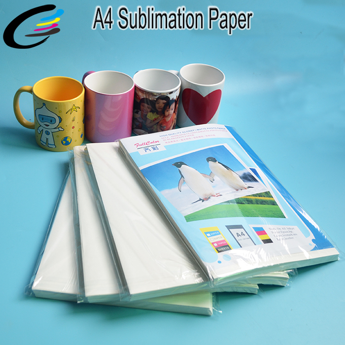 Cheap Price A4 Sublimation Paper For Cotton Dye Sublimation Paper
