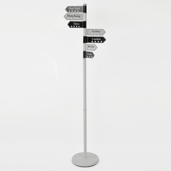 Hot Sale Billboard Designed Coat Hanger Stand - Buy Clothes