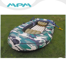2017 China factory cheap inflatable boat inflatable fishing boat