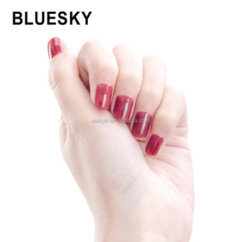 Bluesky Nail Gel Polish New Color Uv Gel Products Nail Arts Design