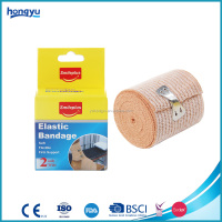 Breathable And Absorbent Sport Rubber Elastic Bandage
