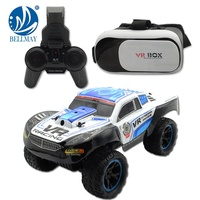 Bemay Toy App Controlled Toys V R Box 3D Glasses RC Car with Wireless Camera