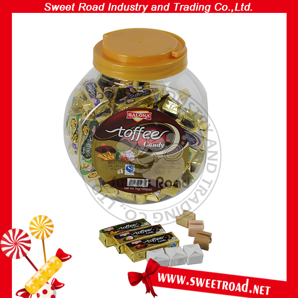 Toffee Names/Swiss Candy Supplier