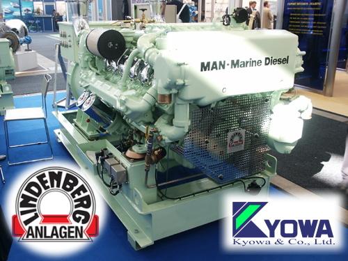 Auxiliary & Emergency Marine Generating Sets (lindenberg,Germany) - Buy  Generator Product on Alibaba com