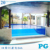 Pmma Acrylic Glass Sheet Swimming Pool Wall Panel