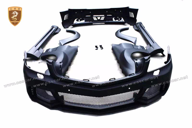 AUTO BODY KIT WD TIPO di AUTO TUNING ANTERIORE PARAURTI POSTERIORE + SIDE GONNA PER BENS R230