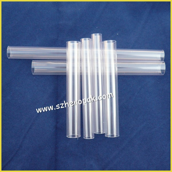 Factory Custom Integrated Circuit Storage Plastic Tube Packaging IC PVC Packing Tubes