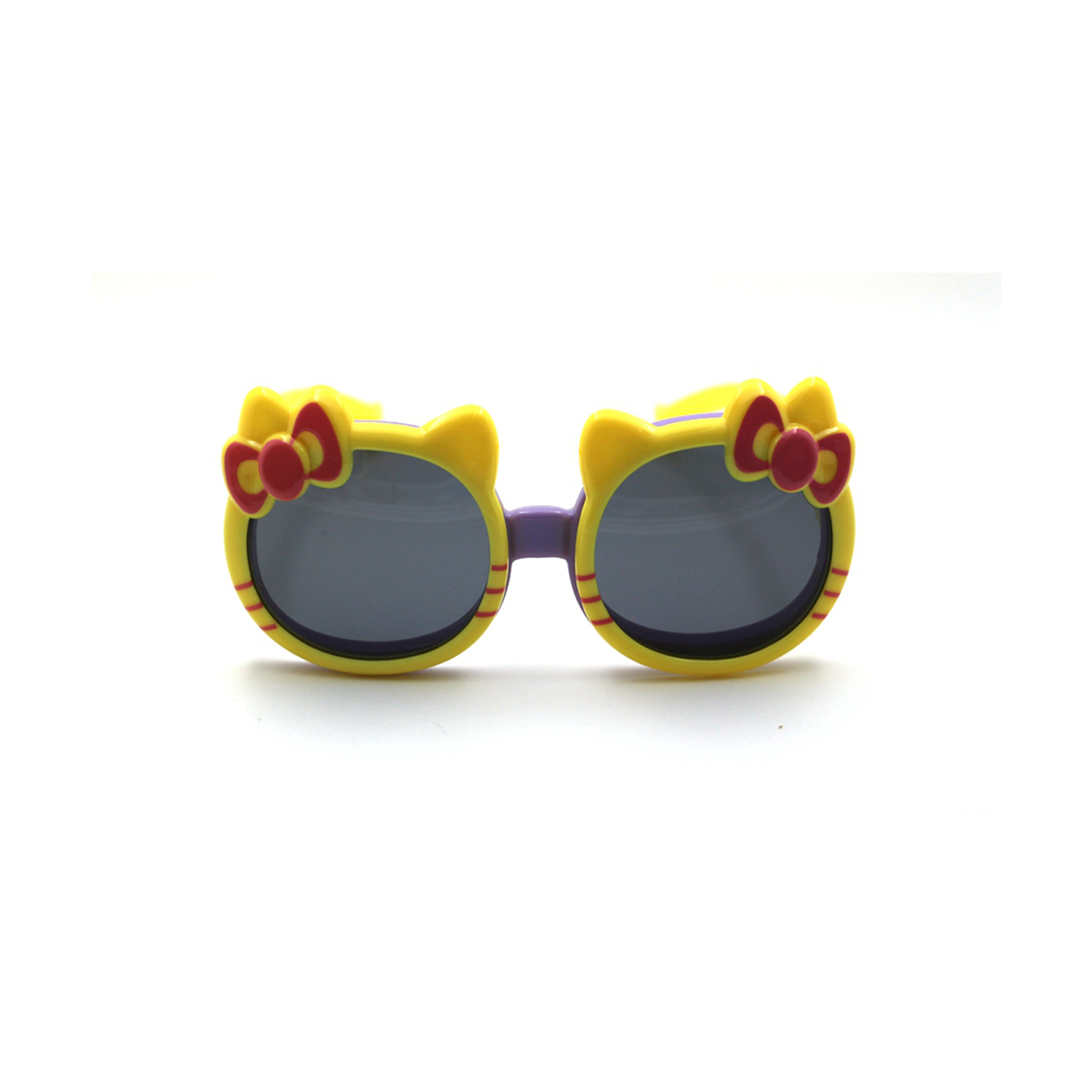 2020 New Style children cartoon silicone lovely animal kids sunglasses child for kids bulk
