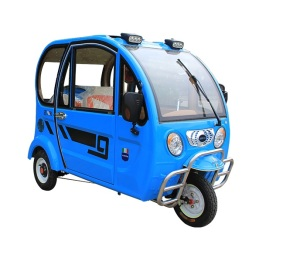 new energy mini 3 wheel electric personal cabin tricycle/vehicle/car