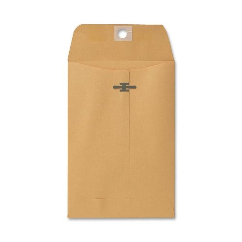 "Sparco Heavy-Duty Clasp Envelopes, Kraft Size: 4.5"" x 6.75"""
