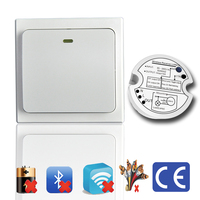 patent technology self-powered wireless lighting switches