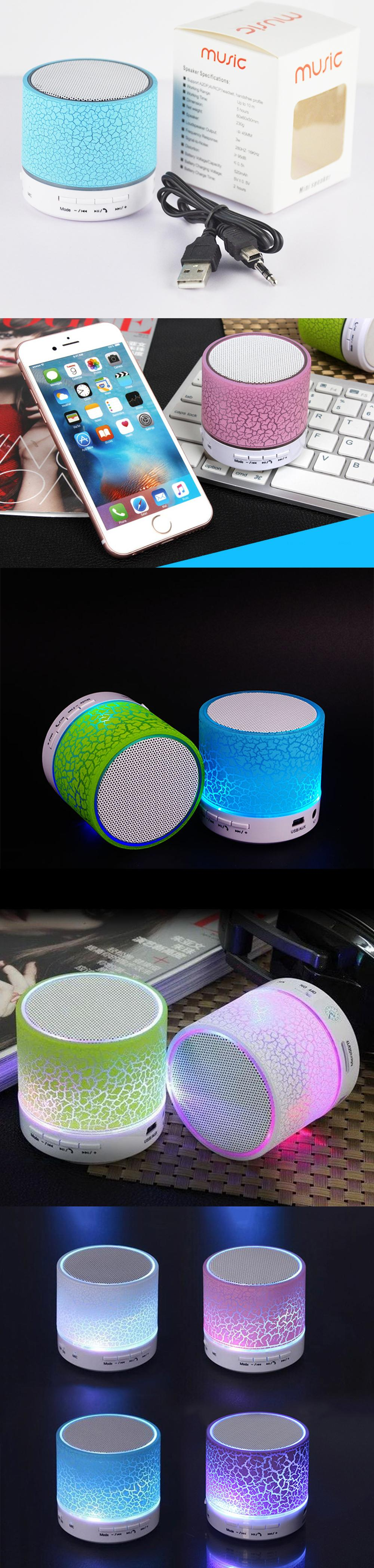 Factory direct sale mini professional wireless speaker