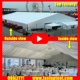 3x9 Marquee Clear Span Tent With Block Out PVC Roof and Lining For Sale