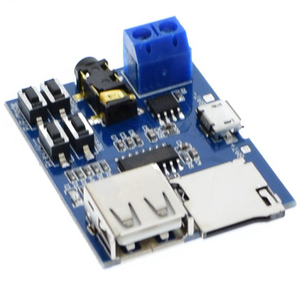 High quality DIY OEM mp3 module, mp3 decoder module