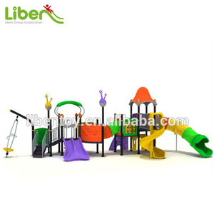 China Outdoor Used Outdoor Playground Equipment for Children Jazz Music Series LE.YY.011