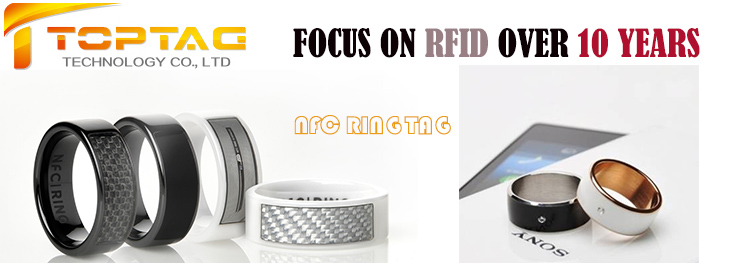E-pay Waterproof Smart Nfc Ring Tag - Buy Rfid Tag,Nfc Tag,Nfc Ring Product  on Alibaba com