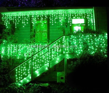 ce 230v white rubber wire christmas light outdoor christmas light 2m8m wedding