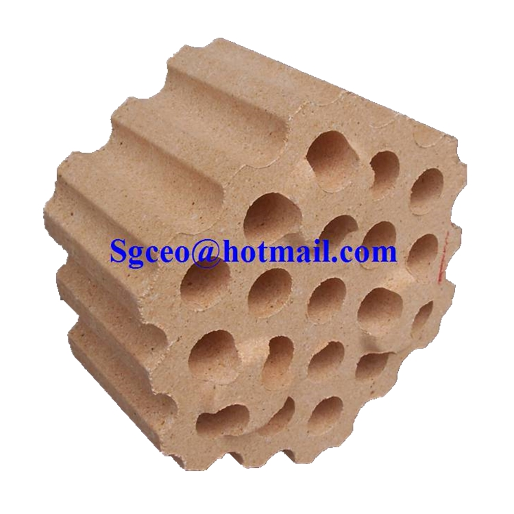 Andalusite Mullite Brick High Alumina Refractory Brick for Stove