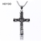 Hoyoo Best Selling stainless steel cross pendant for sale
