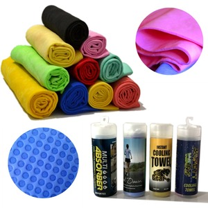 multi-purpose colorful large size thickness cleaning wash PVA synthetic chamois towel for car auto pets kitchen home in tube