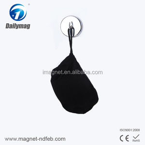 NdFeB magnetic hook suitable for handbags, dresses, purse , utensil and kitchen gadgets