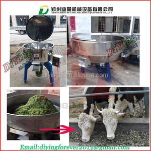 Electric Small animal feed mixer /portable animal feed mixing machine