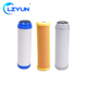 Factory price Manufacturer 10 inch BB GAC water filter cartridge/ granular activated carbon