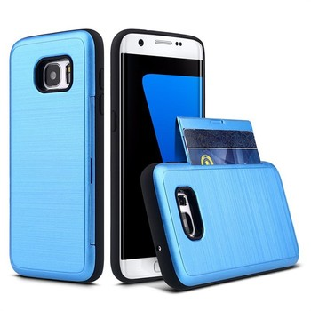 for samsung i9190 galaxy s4 mini tpu case, New PC bumper silicone phone case for samsung s7
