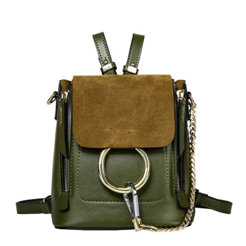 38c6a8512 2018 China Supplier Wholesale Designer Genuine Leather Sling Bags Woman  With Free Custom Logo