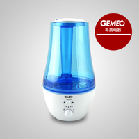 2015 mini ultrasonic air anion freshener humidifier GL-6652