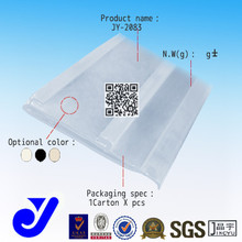 JY-2083|Eco-friendly process label card|Industrial plastic label cards|Transparent plastic shelf barcode card