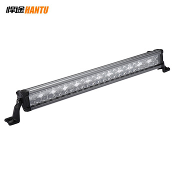 high powered dual row car led off road light bar