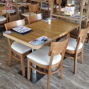 (SP-CS337) Contract furniture wood modern restaurant used dining chairs