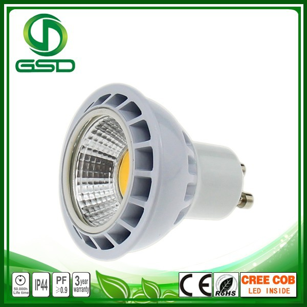 Free sample!3-12w dimmable OSRAM smd3030 xenon spotlight gu10 mr16