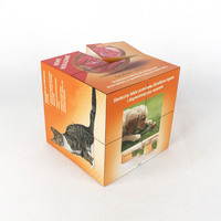 promotional calendar foldable magic cubes