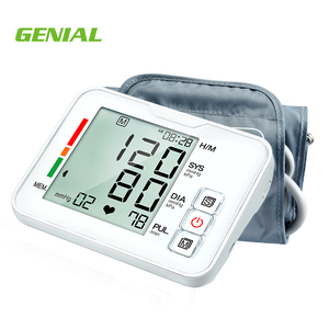 Fast Delivery Automatic Upper Arm Digital Blood Pressure Monitor