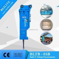 BLTB hydraulic breaker for excavator hydraulic hammer rock