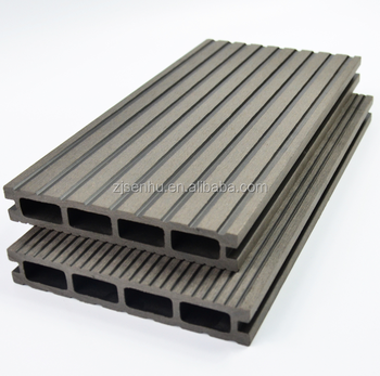 Cheap outdoor wpc flooring wood composite decking material for Cheap composite decking