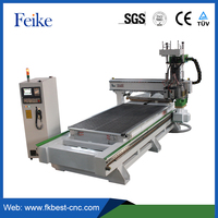 High precision low price cnc router wood working machines / jinan atc cnc router 1325 on big discount / woodworking cnc machine