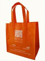 top quality colorful non woven shopping bag