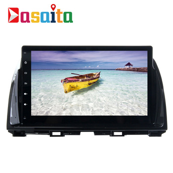 "DASAITA 10.2"" android 7.1 car radio DVD GPS navigation system player for Mazda CX 5 Quad Core"