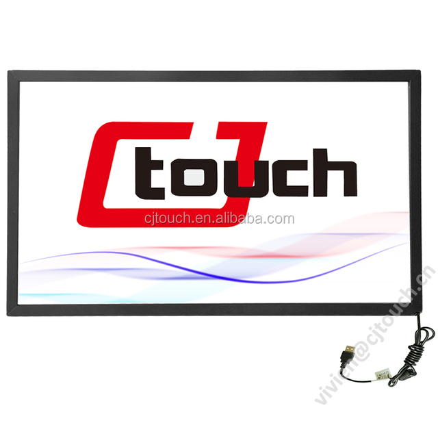 "[10-100inch] 24 ir touch, 24"" Infrared Touch panel for play angry birds etc"