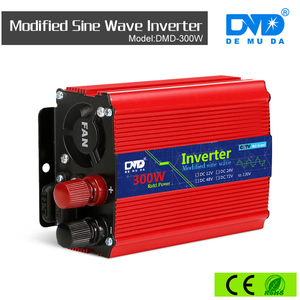 High quality grid tie 300w 500w 1000w solar micro inverter 12v 220v for home appliance, television or power tools