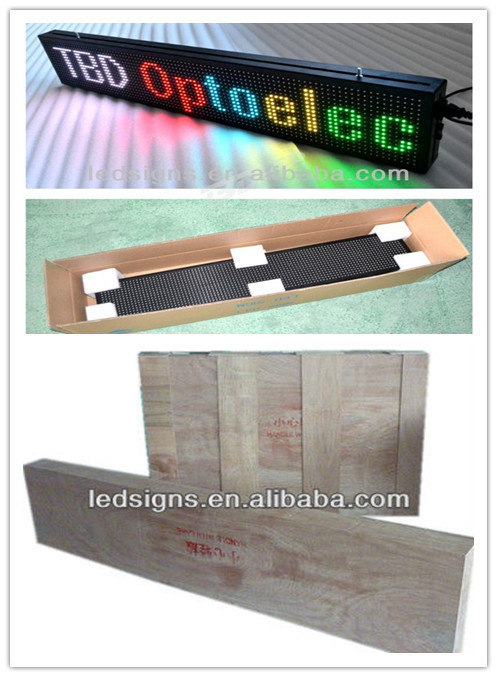 Supermarket price led signage made in GuangDong