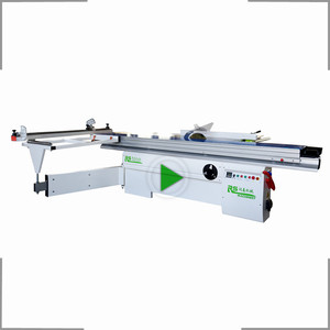 Precision Panel Saw Machine with Aluminium Sliding Table Saw size 3200mm